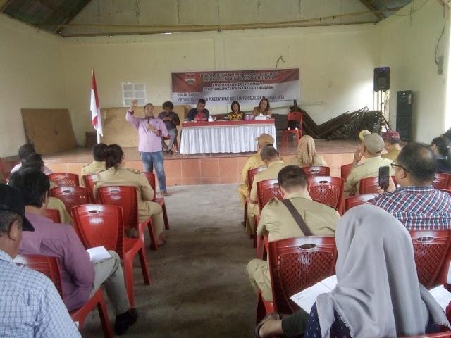 Komisi 1 DPRD Mitra Tegaskan Pemdes Wajib Kuasai Regulasi Aturan