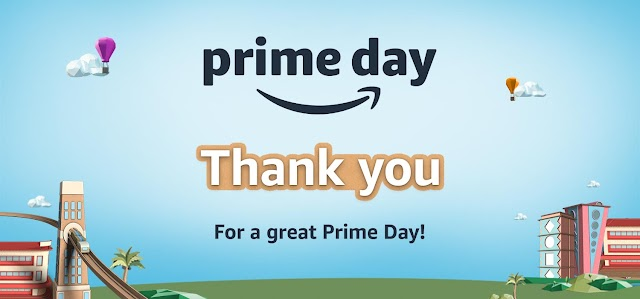 Amazon Prime Day 2020 offers set for Oct. 13 - Oct.14