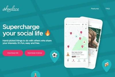 جوجل تسعى لبناء شبكة تواصل إجتماعية Shoelace منافسة لفيسبوك