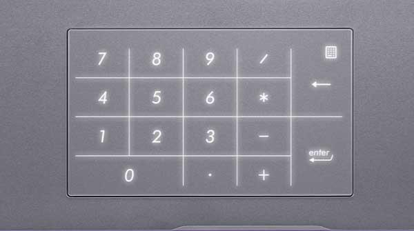 NumberPad Laptop ASUS VivoBook 14 A416