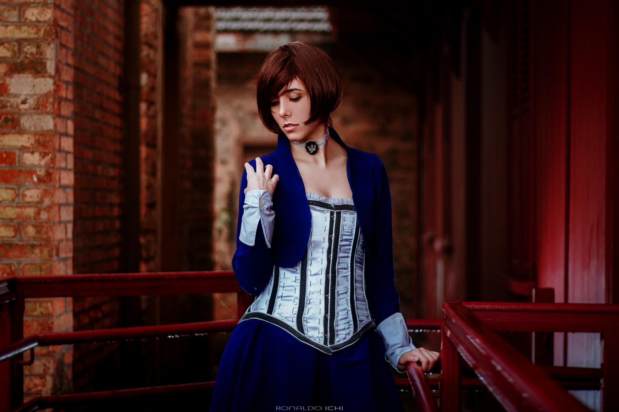 Cosplay Elizabeth BIOSHOCK INFINITE - cosplay photography Ronaldo Ichi