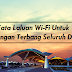 Info - Senarai Kata Laluan Wi-Fi Untuk Lapangan Terbang Dan Ruang Menunggu Di Seluruh Dunia