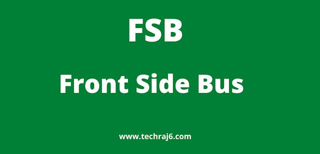 FSB full form,what is the full form of FSB