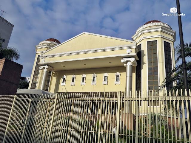 Vista da Igreja Universal do Reino de Deus - Vila Mariana - São Paulo