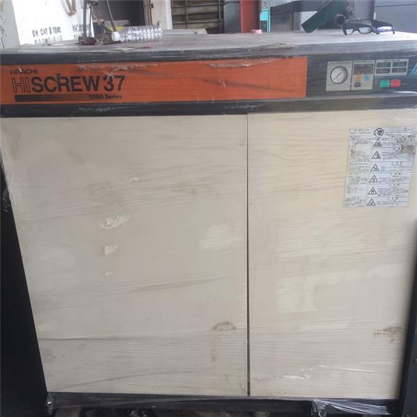 bán máy nén khí trục vít cũ đời cao