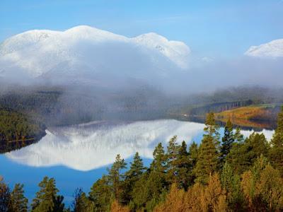Senderismo en el Parque Nacional Rondane