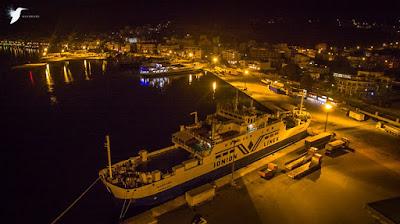 Σύλληψη αλλοδαπών στο λιμάνι της Ηγουμενίτσας