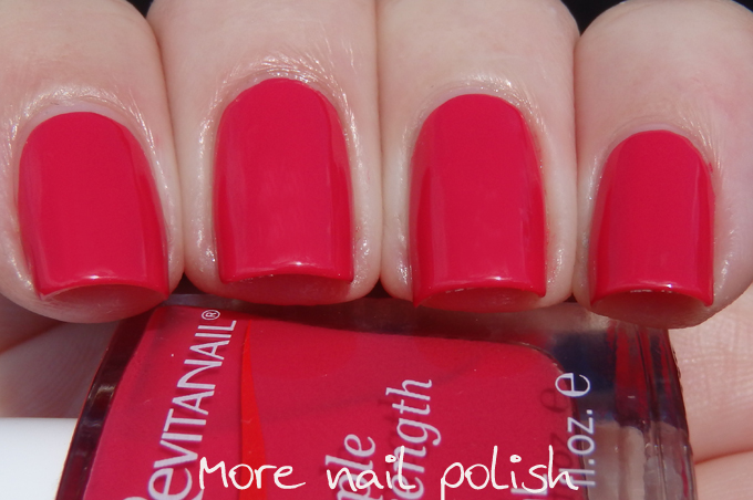 Revitanail nail products review ~ More Nail Polish