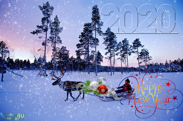 New Year 2020 Ultra HD 4K Desktop Wallpapers