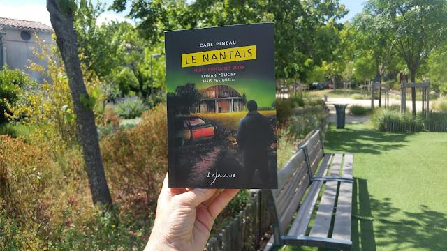 Le Nantais Carl Pineau Série Nuits Nantaises happybook happy manda chronique littéraire