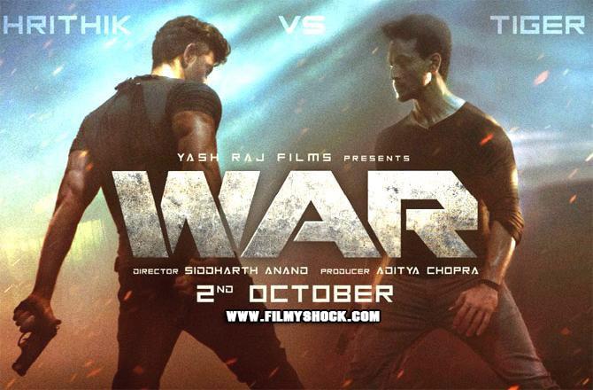 War Full HD Movie Download  720p 2019