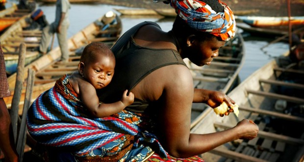 Bright Philip Donkor : The irreplaceable love of Mothers