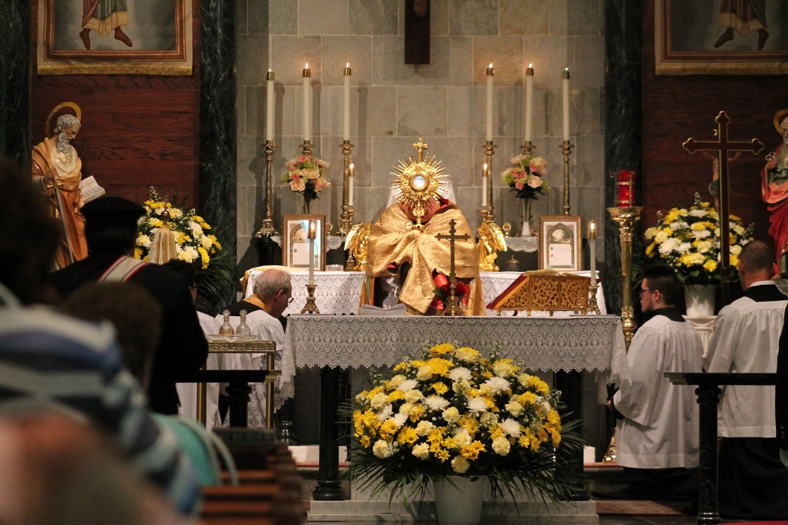New Liturgical Movement: June 2019
