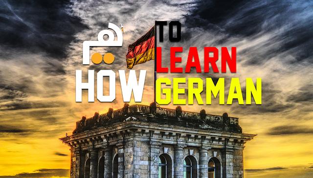 How to learn German language