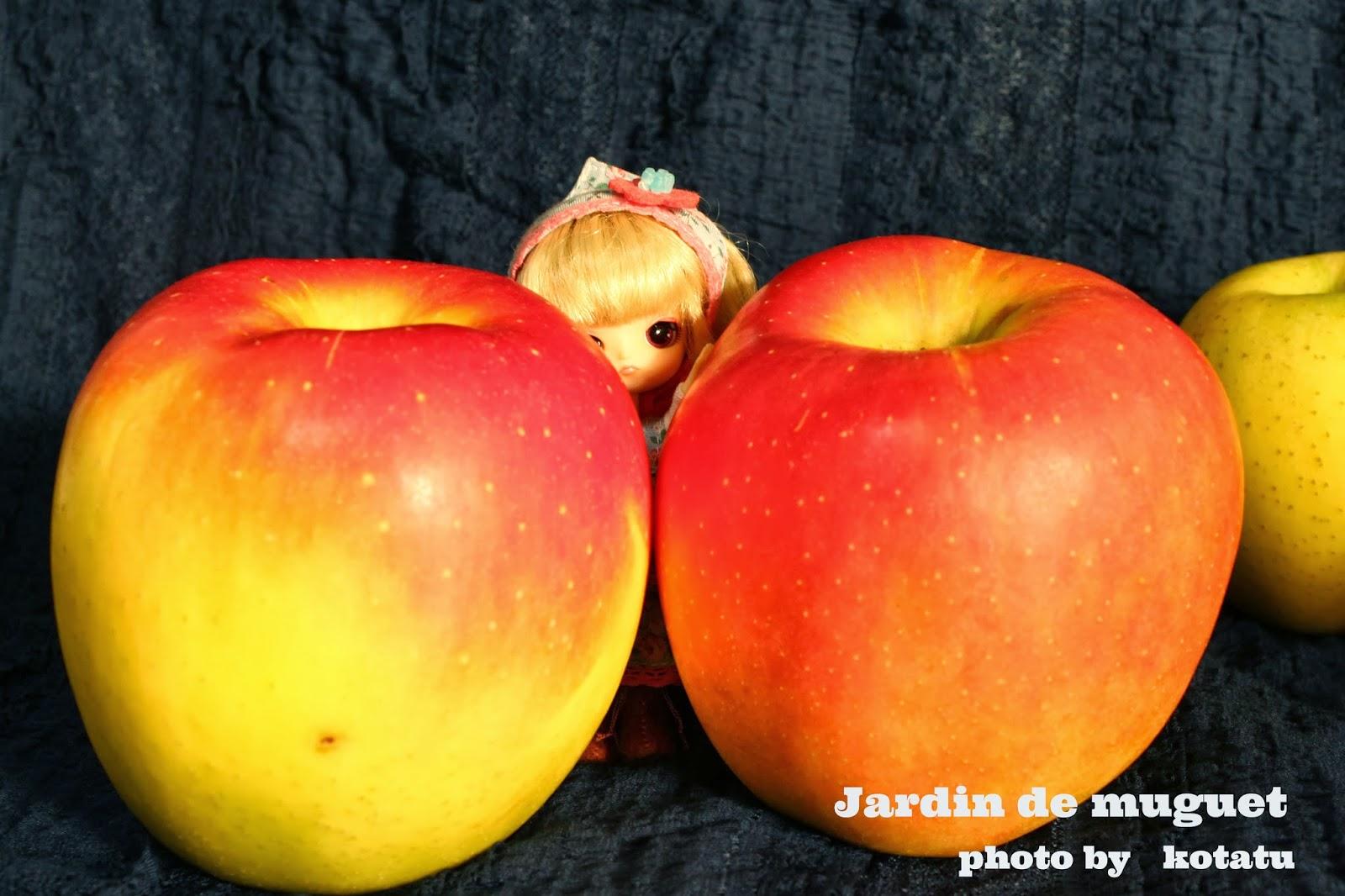 リンゴ リトルダル ジュエ