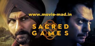 SACRED GAMES Season 01 Episode Wise Hindi HD