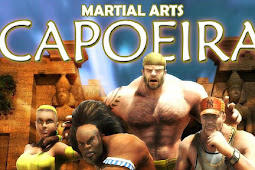 Martial Arts Capoeira (825 MB) PC
