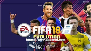 FTS Mod FIFA 18 Evolution by Aaf Azril