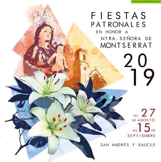 Fiestas Patronales en Honor a Nuestra Señora de Montserrat 2019
