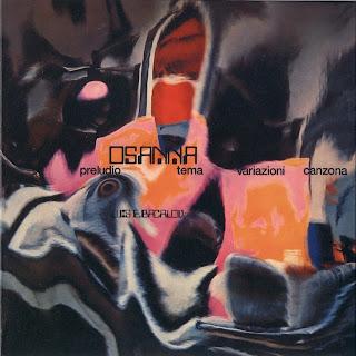 Preludio, tema, variazoni, canzona (1972)