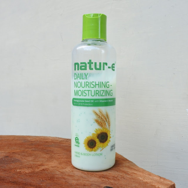Natur-e Hand and Body Lotion
