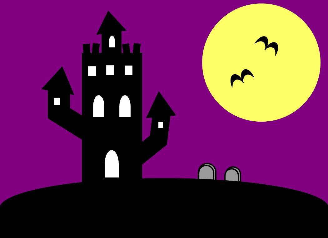 free halloween clip art invitations - photo #44