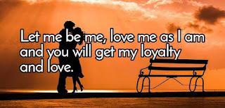 Love status on fb