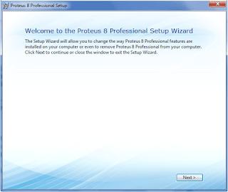instalation Proteus 8