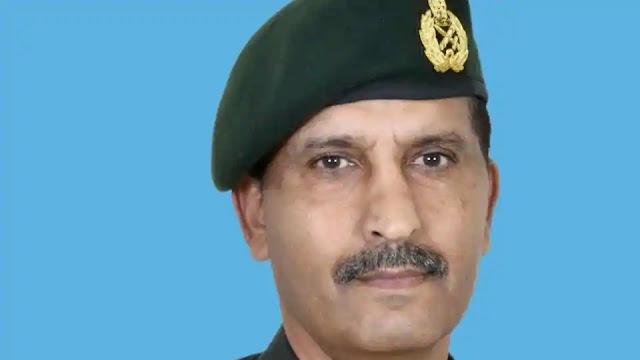 Lt Gen SK Saini.