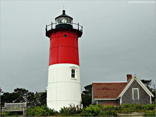 Nauset Lighthouse en Cape Cod, Massachusetts