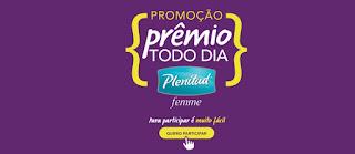 Promoção Prêmio Todo Dia Plenitud Produtos