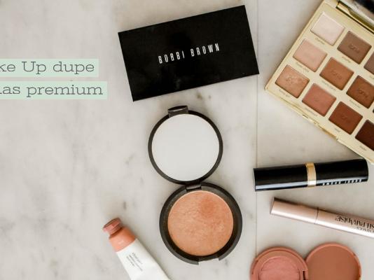 4 Make Up Dupe dengan Kualitas Sekelas Premium