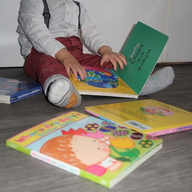 Apprendre l'anglais à bébé, apprendre, anglais, bébé, maman, famille, astuces, conseils,katys eats, katysfamily