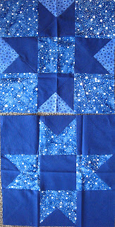 Quilting Block Swaps Australia September 2012