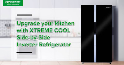 XTREME Cool Side-by-Side Inverter