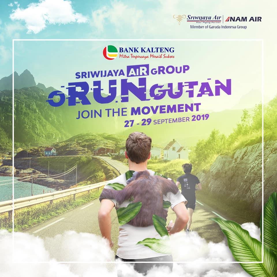 Sriwijaya Air oRUNgutan • 2019