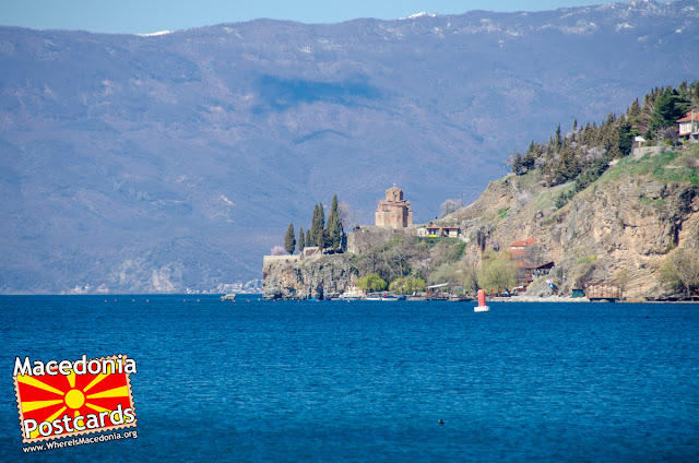 St. John - Kaneo - #Ohrid city #Macedonia