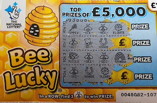 £1 Bee Lucky Scratchcard