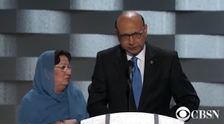 Muslim Father Of Fallen Soldier Slams Donald Trump At Democratic Convention