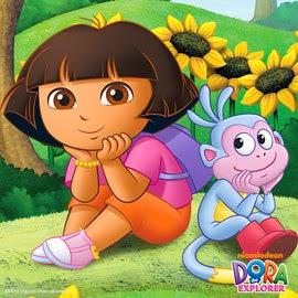 Dora the Explorer in Malayalam| Dorayude Prayanam Cartoon Stories on Kochu TV
