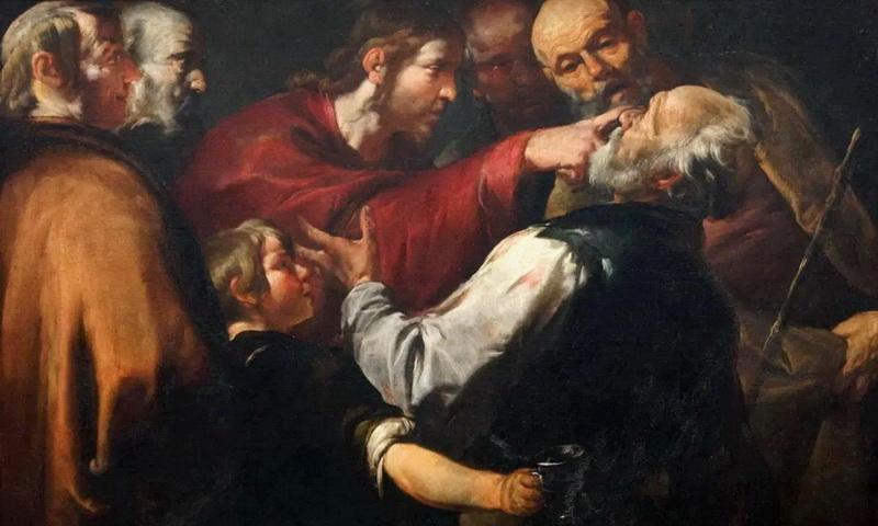 Ο Χριστός θεραπεύει
