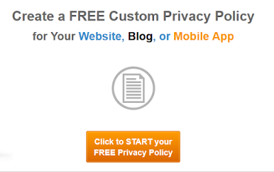 cara membuat privacy policy