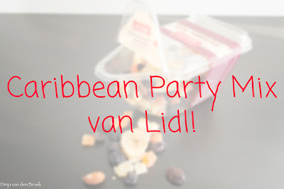 Caribbean Party Mix van Lidl!