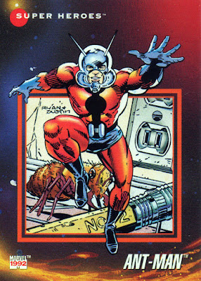 Paul Ryan Ant Man Trading Card Series 3