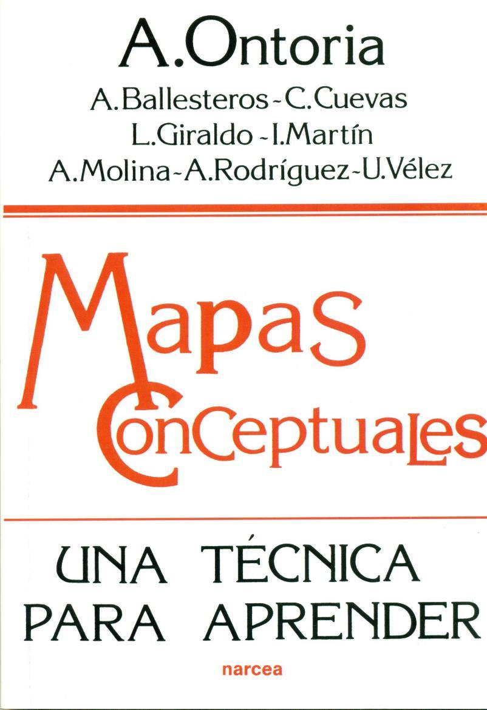 Mapas Conceptuales – Antonio Ontoria