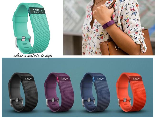 Pulsera de Actividad Fitbit Charge de Amazon