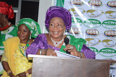 """NCWS says release of 82 Chibok girls """"act of seriousness"""""""