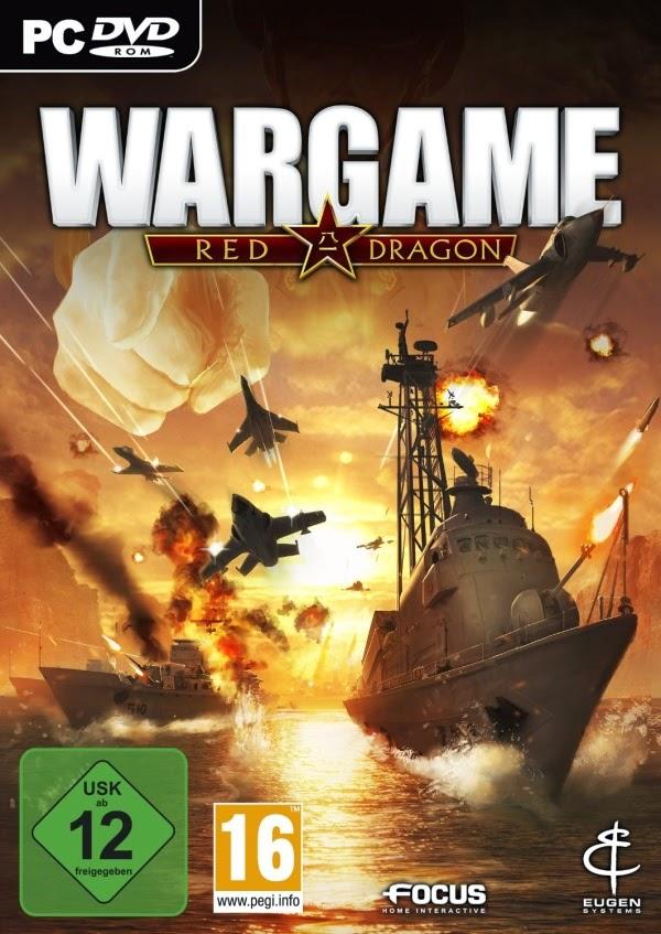 Cover Caratula Wargame Red Dragon Full PC ESPAÑOL