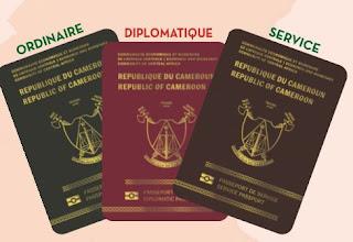 Procédure d'enrôlement du nouveau Passeport Biométrique camerounais