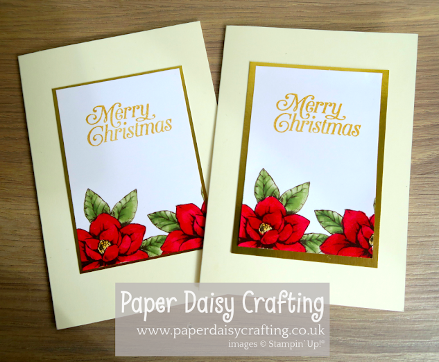 Nigezza Creates with Stampin' Up! and Paper Daisy Crafting & Magnolia Lane